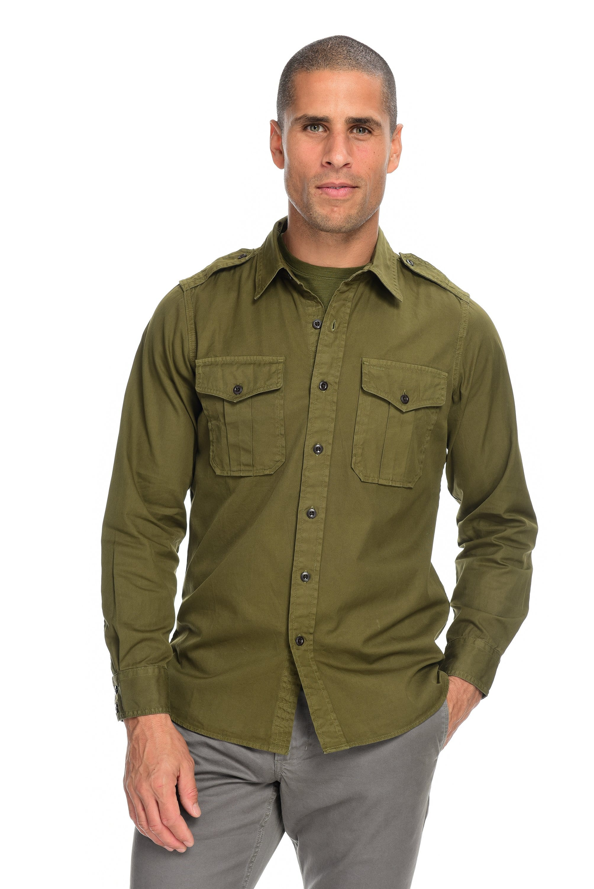 Officer and Gentlemen Field Shirt