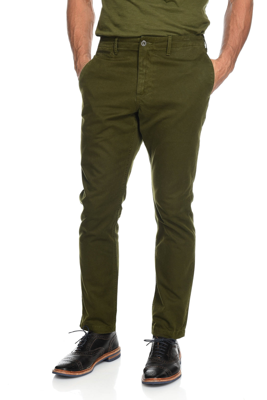 Officer and Gentlemen Pants Men's