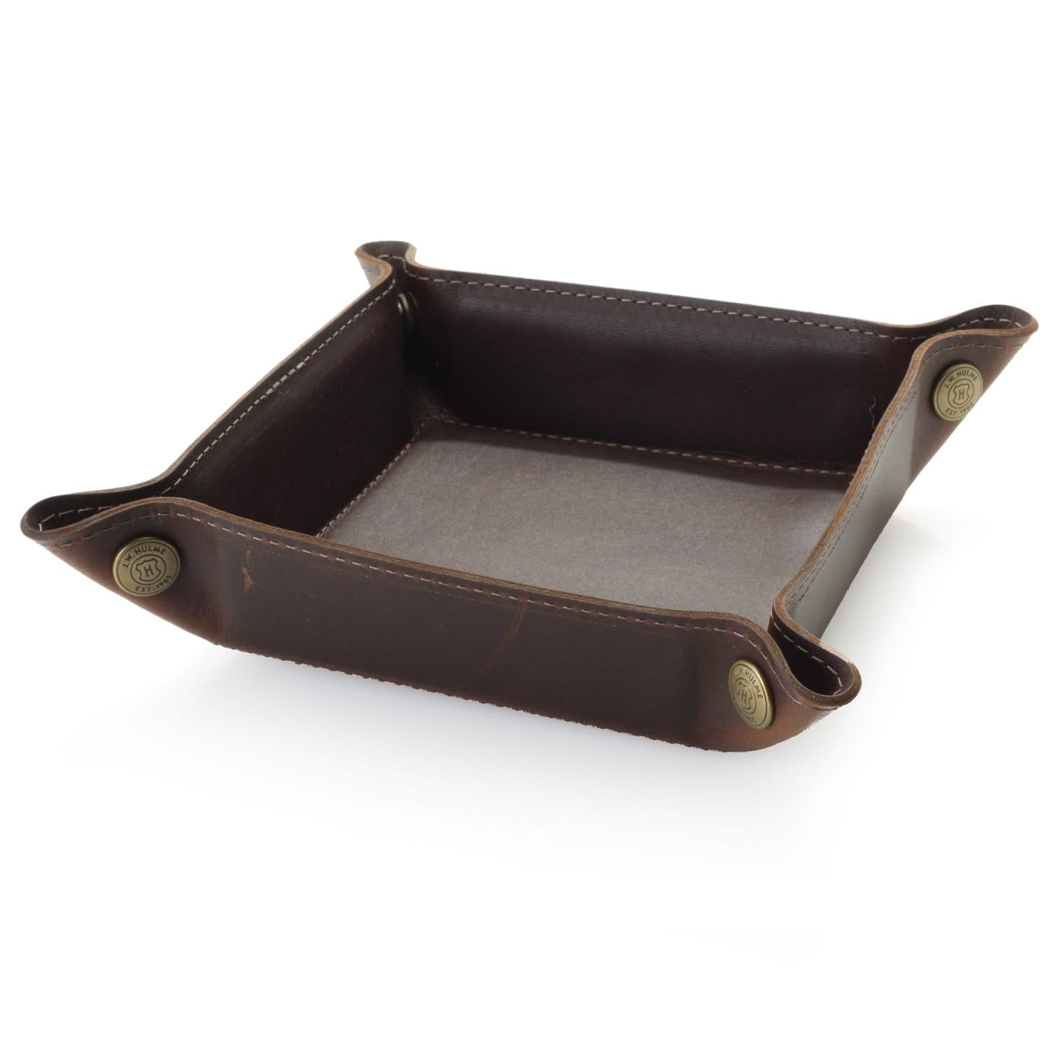 Valet Tray Double Lined American Heritage