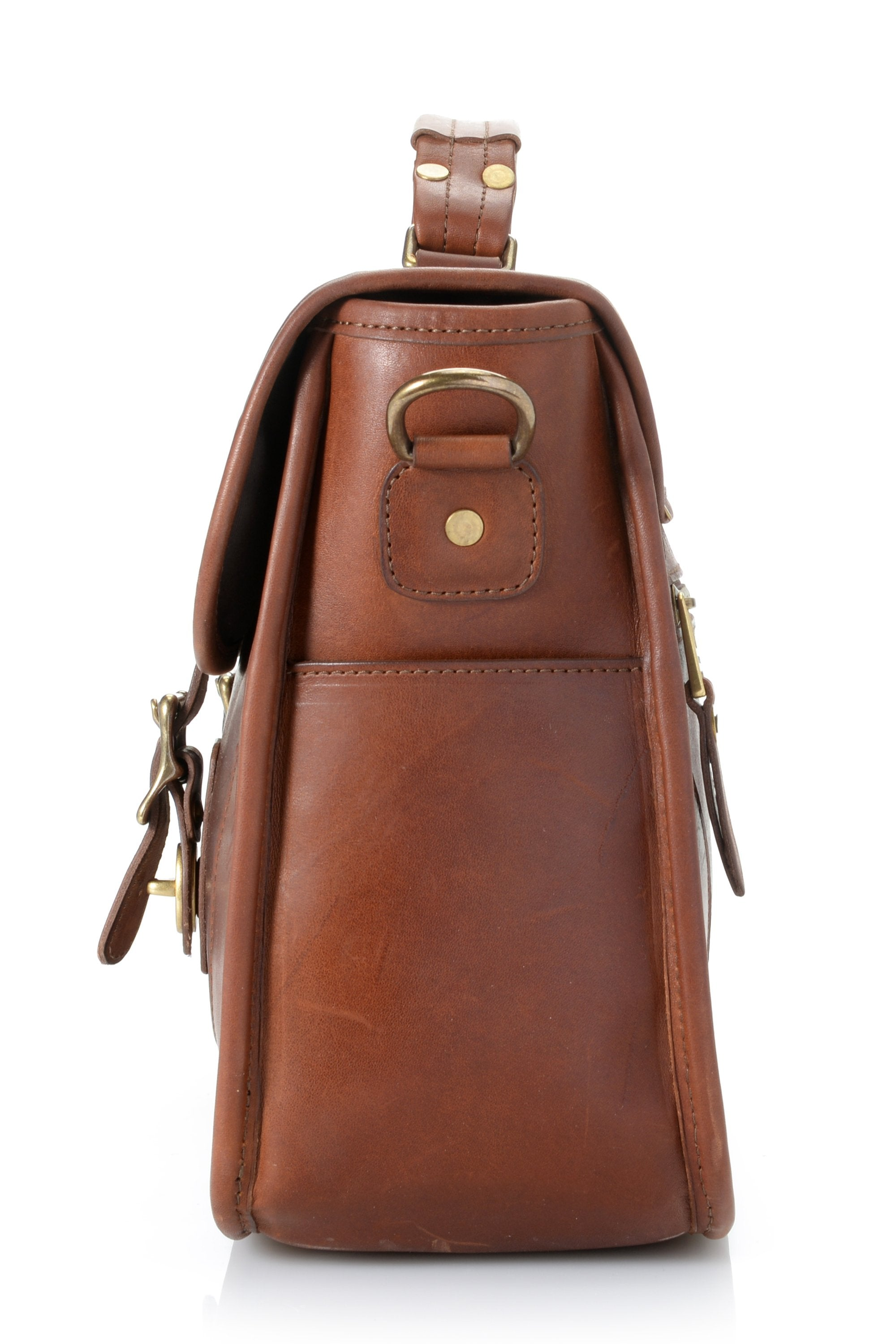 Charles Document Messenger Briefcase