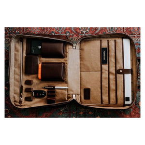 Editor Briefcase with Trolley Sleeve