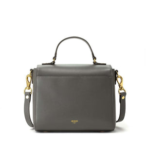 Victoria Turnlock Satchel