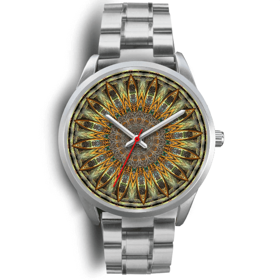 Inner Art World Colorful Watches by Visionary Artists