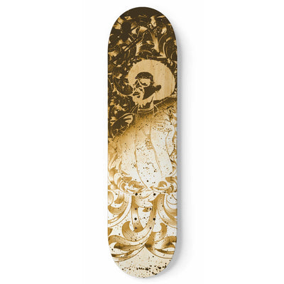 1 Skateboard Wall Art - King Of The Bay