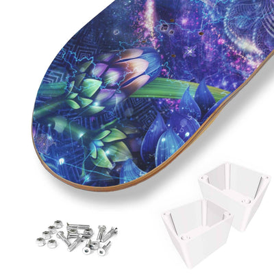 1 Skateboard Wall Art - Transcension