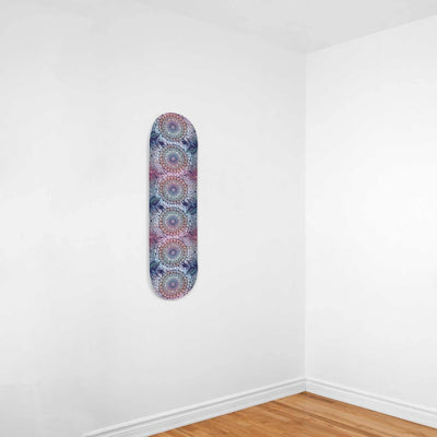 1 Skateboard Wall Art - Waiting Bliss