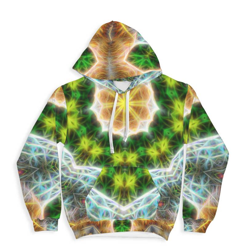 Light Symphony Hoodies