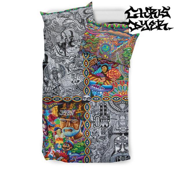 Chaos Culture Jam Bedding Set
