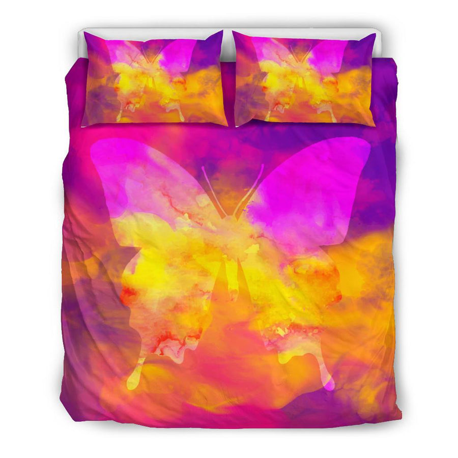 Bedding Set - Chinese Flowers Bedding Set
