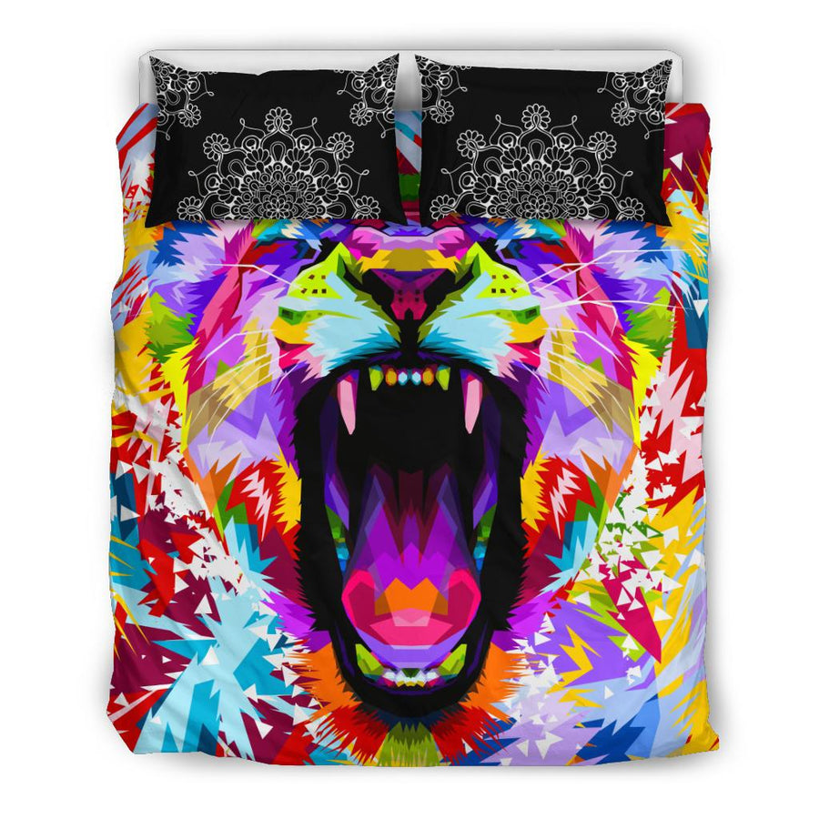 Bedding Set - LUNAR LION BEDDING SET