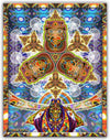 Bedding Set - MESSEGES FROM A HEALING FRACTAL DIMENTION