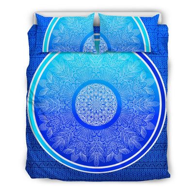 Bedding Set - Sky Blue Bedding Set