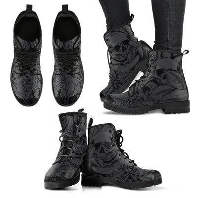 Boots - Skull Boots
