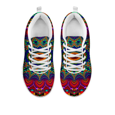 Kids Sneakers - Kaleidoscope Kids Sneakers