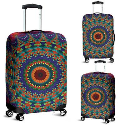 Luggage Covers - Kaleidoscope