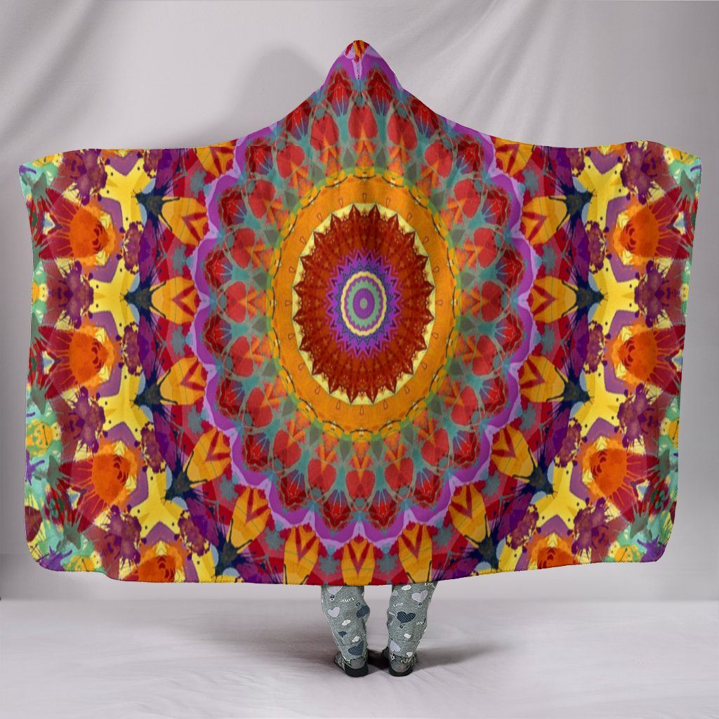 Luggage Covers - People Hooded Blanket