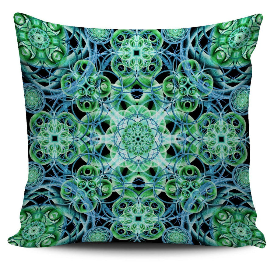 Pillow Cover - Ethereal Growth Pillow Cover
