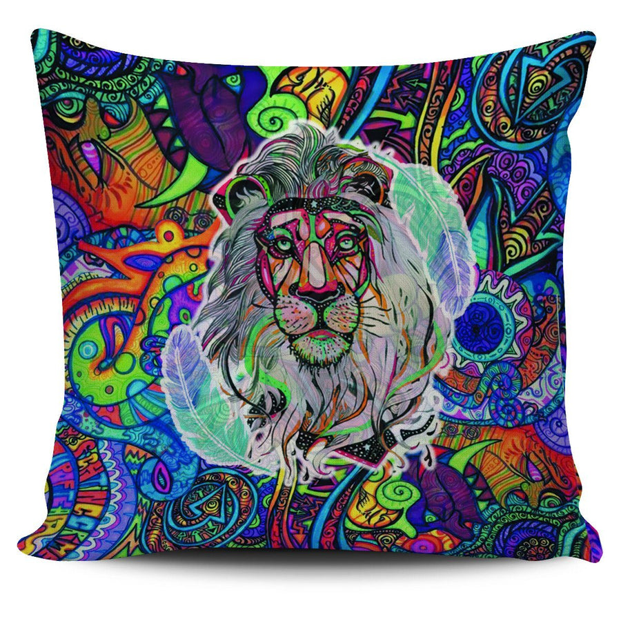 Pillow Cover - Jungle King Pillow Cover