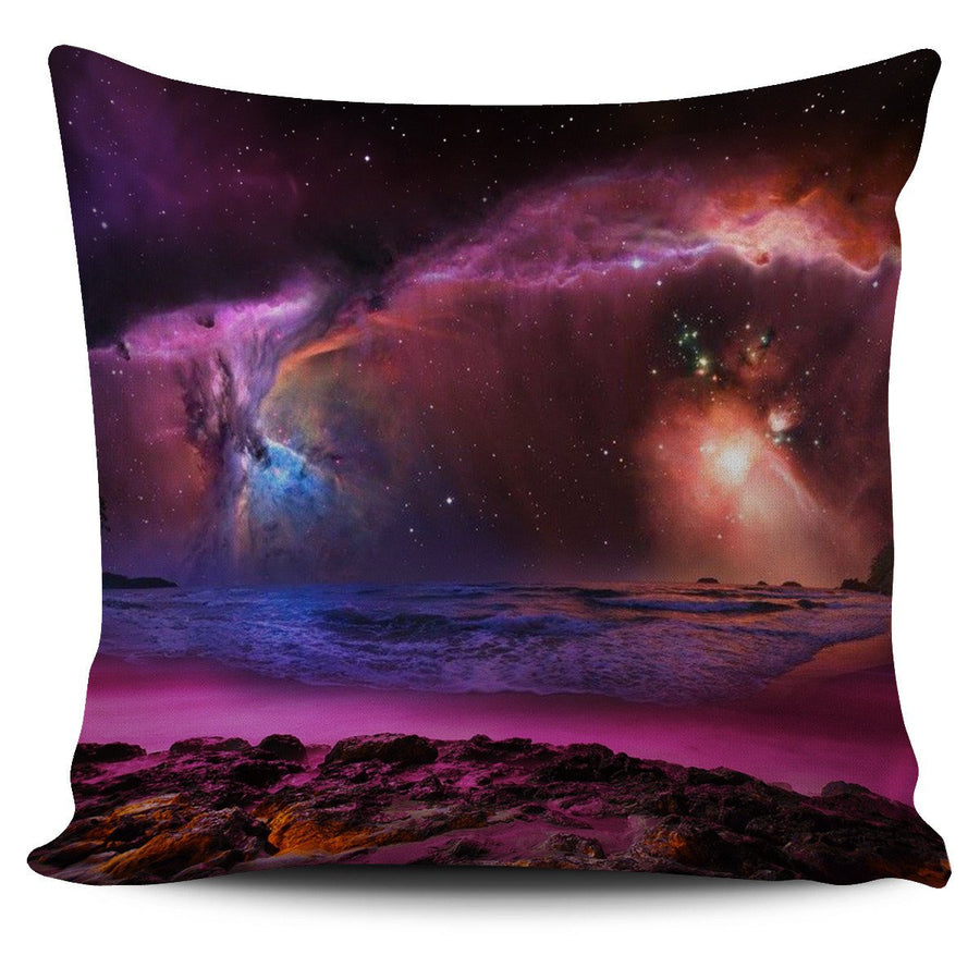 Pillow Cover - Space Natural Phenomenon