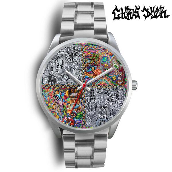 Silver Watch - Chaos Culture Jam