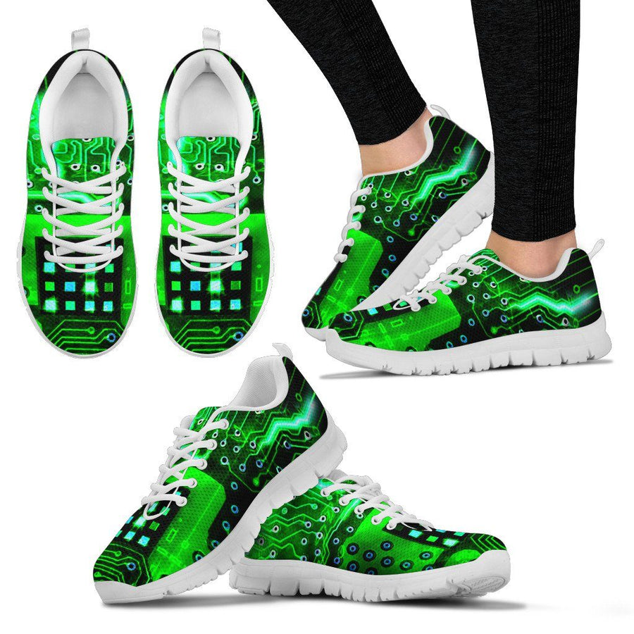 Sneakers - Circuit Board Sneakers [EXPRESS]