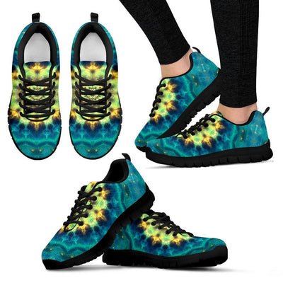 Sneakers - Cosmic Lotus Sneakers