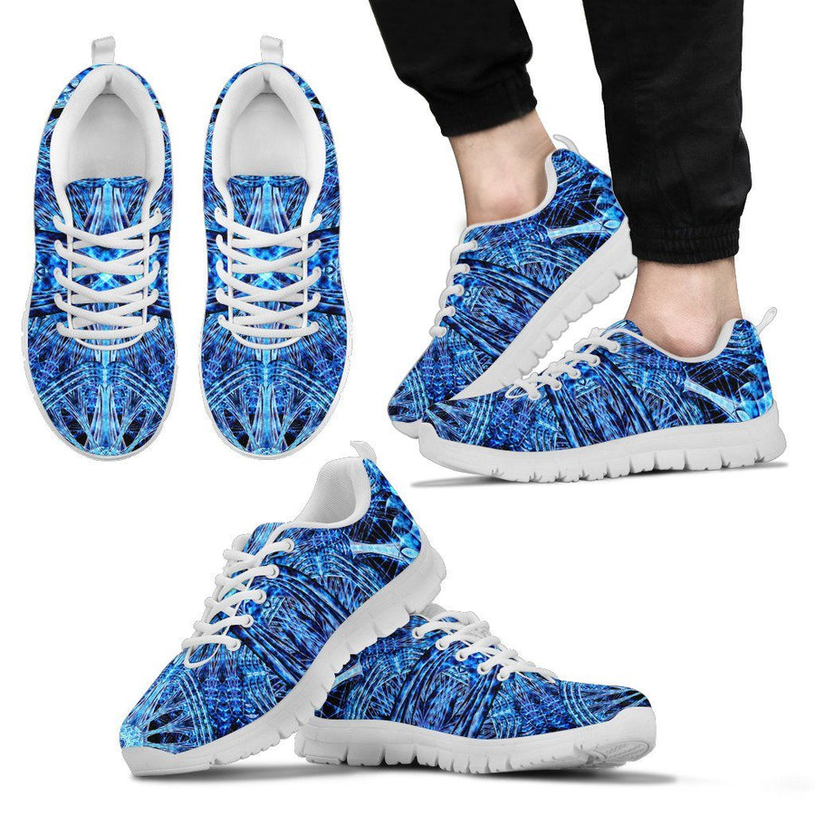 Crystal Dimension Sneakers