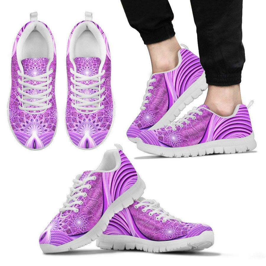 Temple Of Violet Light Sneakers