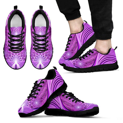 Sneakers - Temple Of Violet Light Sneakers (NEW)