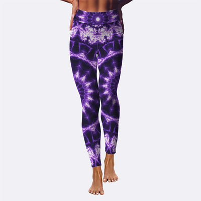 Yoga Leggings - Continuum Yoga Leggings