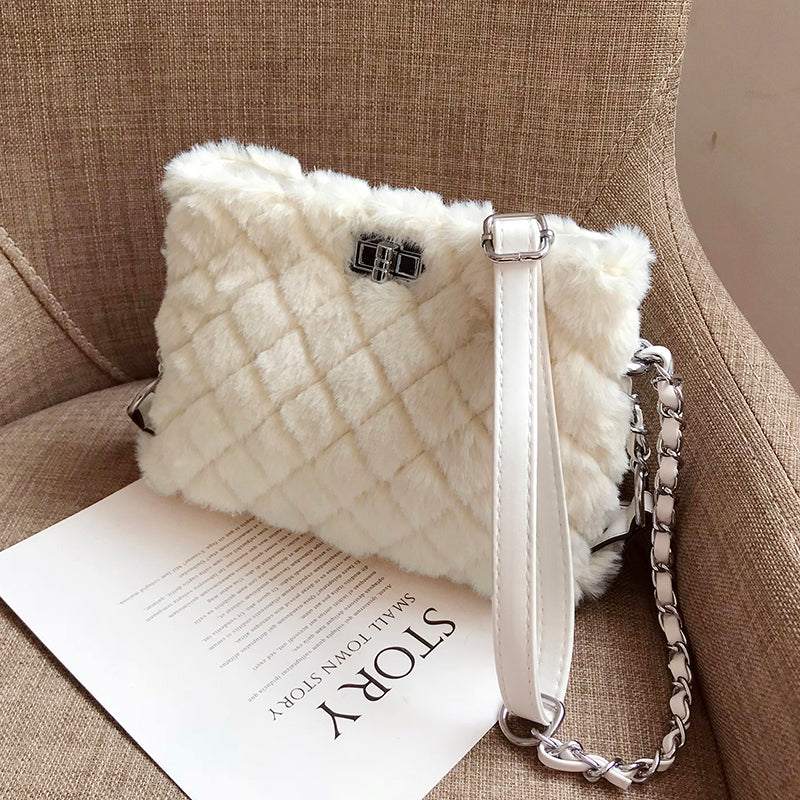 AW Fabric Shoulder Bag