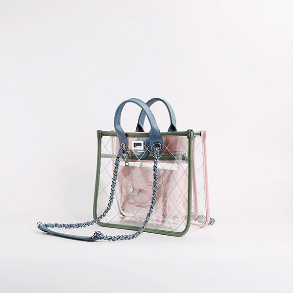 Julia Kays™  RUTH Clear Jelly Bag