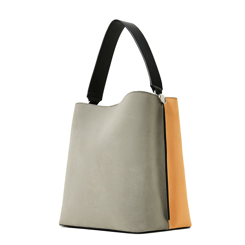 Julia Kays™ Serene Bi-colour Leather Tote