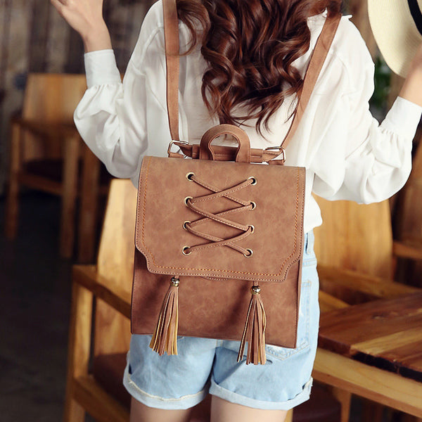 Julia Kays™ CATHERINE Vintage Backpack