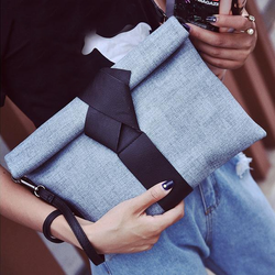 Julia Kays™ Bow Tie Clutch Bag