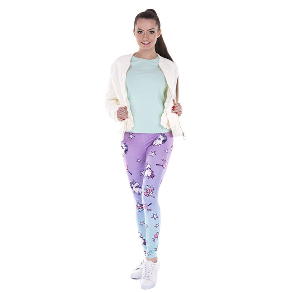 Unicorn Prints Pants