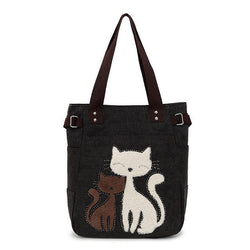 Julia Kays™ Lovely Cat Tote Bag