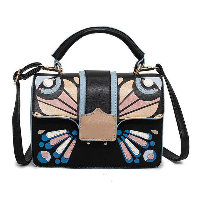 Julia Kays™ BUTTERFLY Messenger Bag