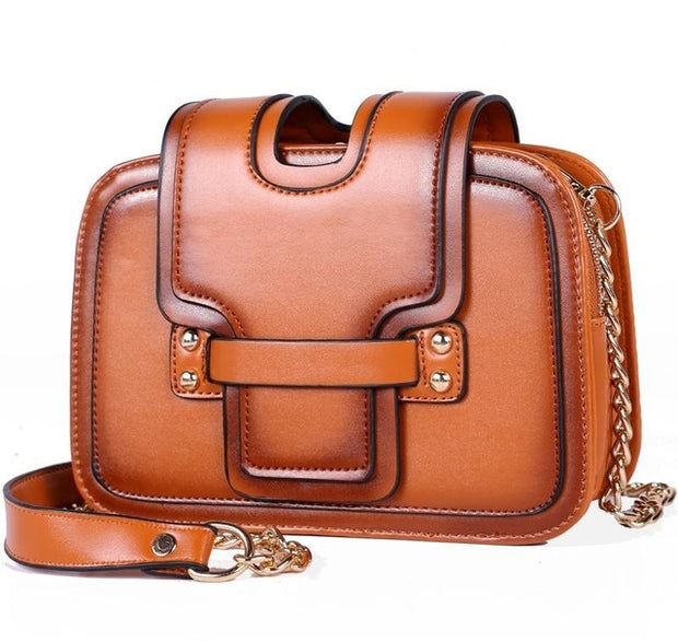 Julia Kays™ Vintage Flap Over Mini Bag