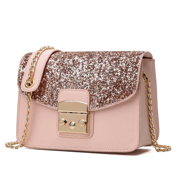Julia Kays™ Dazzle Flap Messenger Bag
