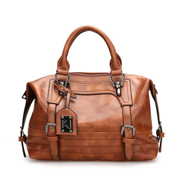 Julia Kays™ BROOKLYN Vintage Everyday Satchel