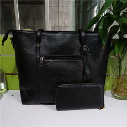 MAVIS Vintage Leather Tote