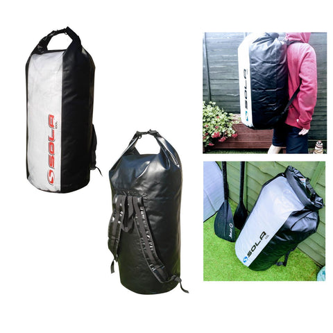 100 Litre Backpack Dry Bag-Bob Gnarly Surf