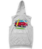 Bob Gnarly Surf Bus Sleeveless Unisex Zoodie-Bob Gnarly Surf