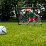 2 All Weather Pop Up Football Goals-Bob Gnarly Surf