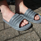 Mens Pool Shoe Flip Flop Sandal Uk Size 6-11-Bob Gnarly Surf