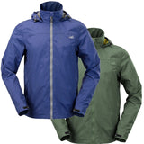Mens Technical Lightweight Waterproof Breathable Jacket-Bob Gnarly Surf
