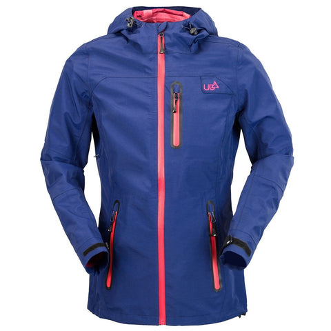 Womens Navy Technical Jacket Ski Snowboard Waterproof Breathable