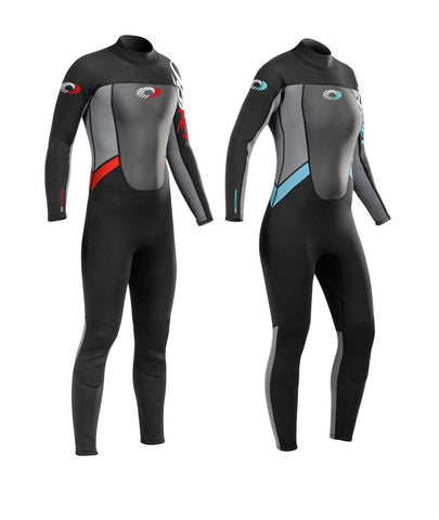 Origin 5mm Junior Wetsuit Boys Girls Kids Full Length Winter Neoprene
