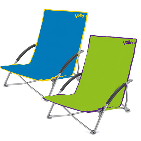 Low Folding Beach Chair Camping Festival Beach Pool Picnic Deckchair